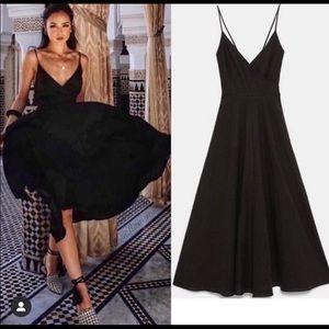 Zara NWT rustic dress